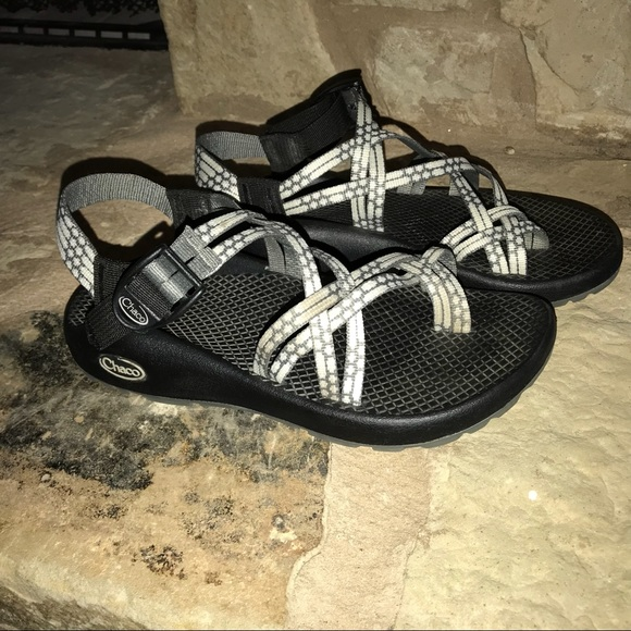 a62ec237e375 Chaco Shoes - Chaco ZX2 Yampa White Gray Light Beam Chacos ZX 2